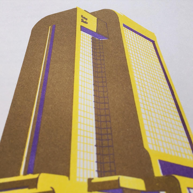 Brutalist Jugoslavian Skyscrapers — Calender 2022