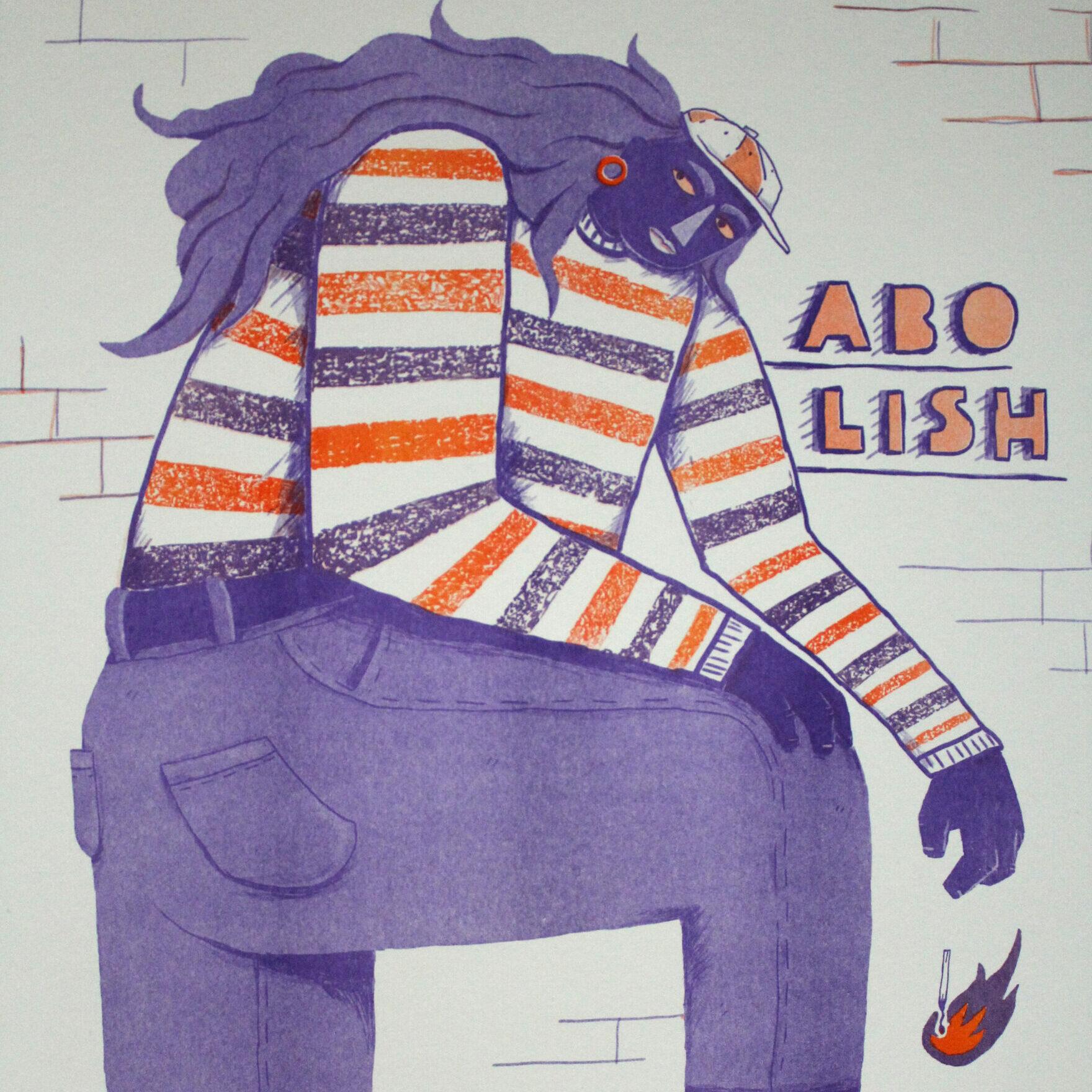 Abolish — Defund (Poster)